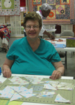 Gate City Quilters, Greensboro, NC, June 2013